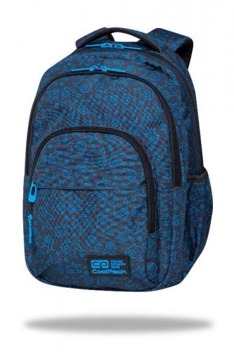 Zdjęcie Plecak szkolny młodzieżowy 2 komory Rybki Basic Plus - CoolPack - producenta PATIO