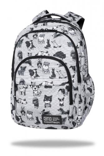 Zdjęcie Plecak szkolny młodzieżowy 2 komory Zwierzaki Basic Plus - CoolPack - producenta PATIO
