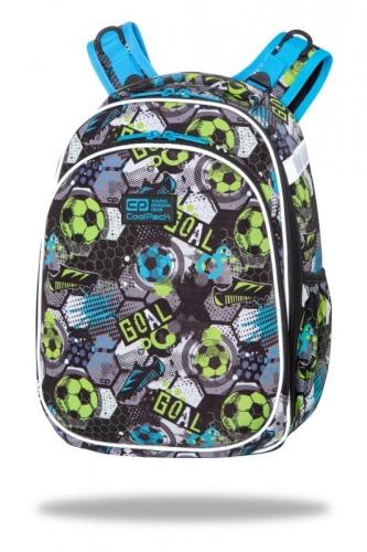 Zdjęcie Plecak szkolny młodzieżowy Turtle Football - Coolpack - producenta PATIO