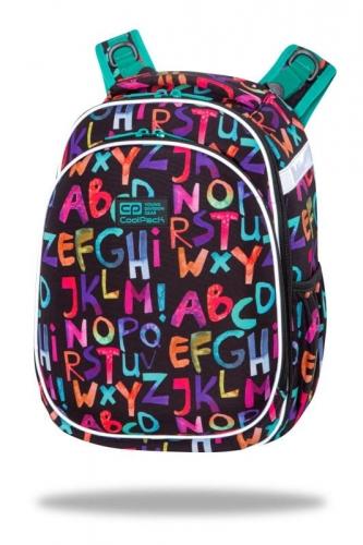 Zdjęcie Plecak szkolny młodzieżowy Tutle Alphabet - Coolpack - producenta PATIO