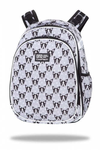 Zdjęcie Plecak szkolny młodzieżowy Tutle French Bulldogs - Coolpack - producenta PATIO