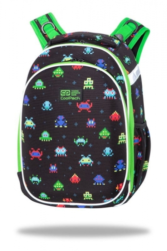 Zdjęcie Plecak szkolny młodzieżowy Tutle Pixels - Coolpack - producenta PATIO