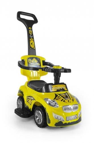 Zdjęcie Pojazd dla dzieci Happy żółty - Milly Mally - producenta MILLY MALLY