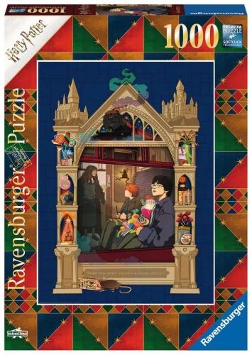 Zdjęcie Puzzle 1000el Harry Potter Pociąg do Hogwartu - producenta RAVENSBURGER