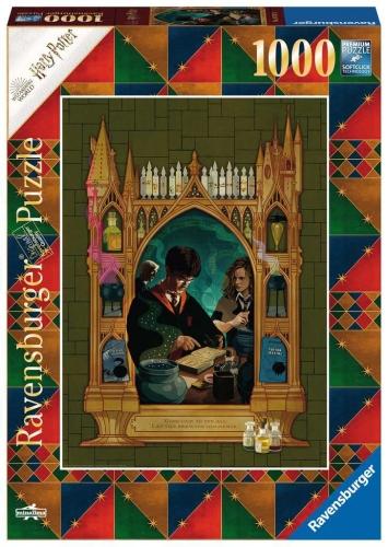 Zdjęcie Puzzle 1000el Kolekcja Harry Potter 2 - producenta RAVENSBURGER
