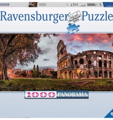 Zdjęcie Puzzle 1000el - Koloseum Panorama - RAVENSBURGER - producenta RAVENSBURGER