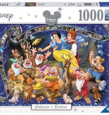 Zdjęcie Puzzle 1000el Królewna Śnieżka 196746 RAVENSBURGER - producenta RAVENSBURGER