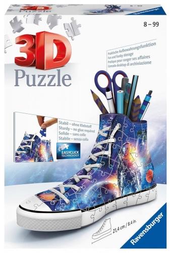 Zdjęcie Puzzle 3D 108el Trampek Astronauta - producenta RAVENSBURGER