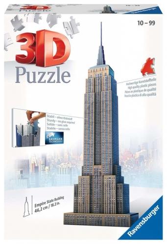 Zdjęcie Puzzle 3D 216el Empire State Building - Ravensburger - producenta RAVENSBURGER