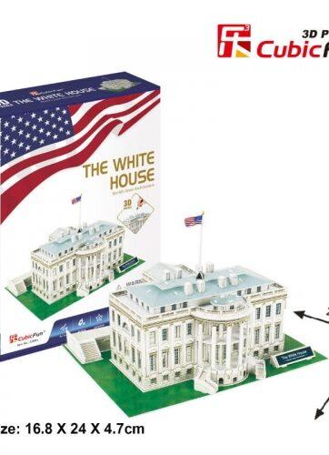 Zdjęcie Puzzle 3D Biały Dom - producenta DANTE