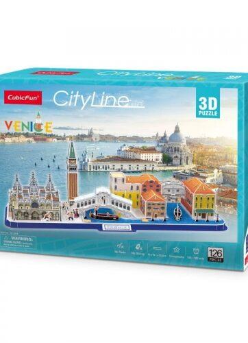 Zdjęcie Puzzle 3D City Line Wenecja - Dante - producenta DANTE