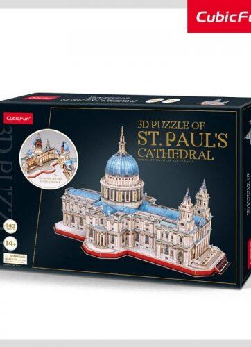 Zdjęcie Puzzle 3D Katedra św. Pawła w Londynie - Dante - producenta DANTE