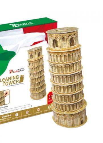 Zdjęcie Puzzle 3D Krzywa Wieża w Pizie - producenta DANTE