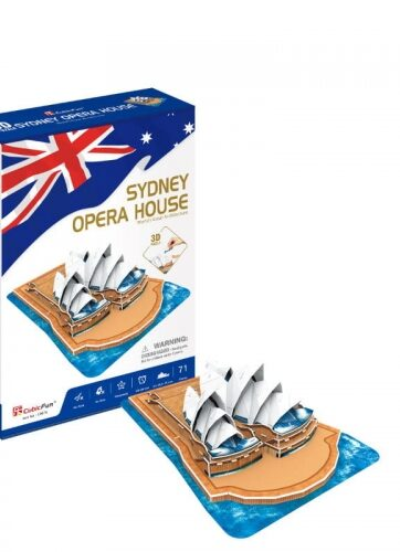 Zdjęcie Puzzle 3D Opera Sydney - producenta DANTE