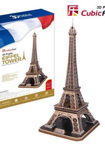 Zdjęcie Puzzle 3D Wieża Eiffel 20091 DANTE p.12 - producenta DANTE