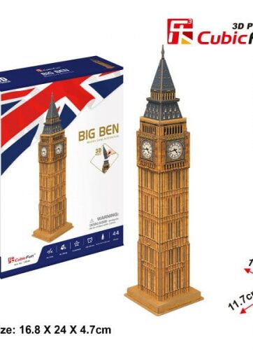 Zdjęcie Puzzle 3D Zegar Big Ben - Dante - producenta DANTE