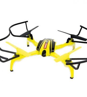 Zdjęcie Quadrocopter zdalnie sterowany HD Next FPV 2.4GH - Carrera RC - producenta CARRERA TOYS