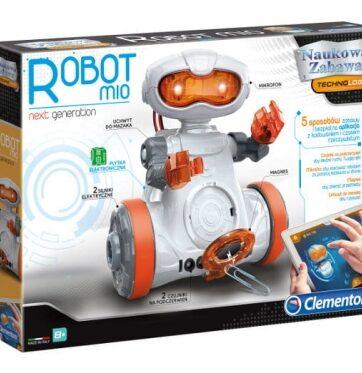 Zdjęcie Robot MIO nowa generacja - Clementoni - producenta CLEMENTONI