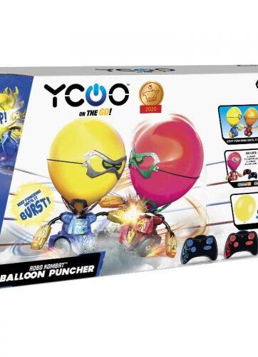 Zdjęcie Robot Robo Kombat Balloon 2-pak - Dumel Silverlit - producenta DUMEL