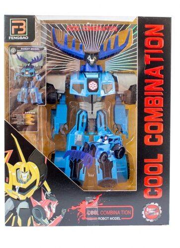 Zdjęcie Robot transformujący antylopa - producenta ASKATO