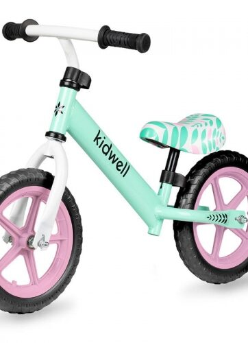 Zdjęcie Rowerek biegowy Rebel miętowy - Kidwell - producenta KIDWELL