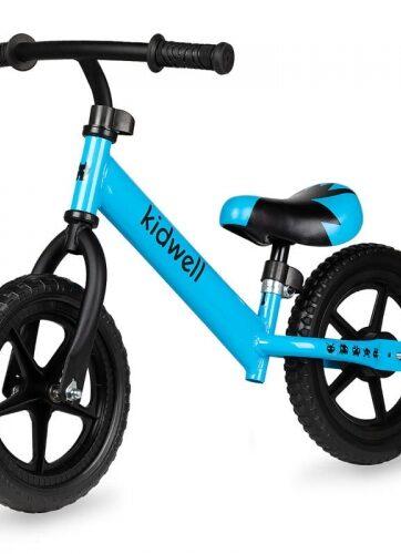 Zdjęcie Rowerek biegowy Rebel niebieski - Kidwell - producenta KIDWELL