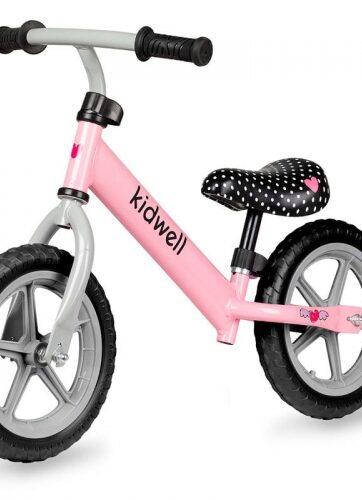 Zdjęcie Rowerek biegowy Rebel różowy - Kidwell - producenta KIDWELL