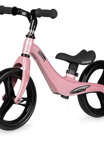Zdjęcie Rowerek biegowy dziecięcy Różowy - Kidwell FORCE - producenta KIDWELL