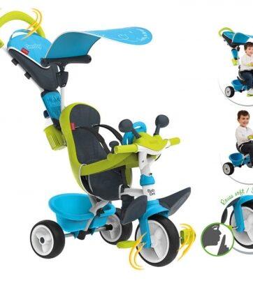 Zdjęcie Rowerek trójkołowy Baby Driver - Smoby - producenta SMOBY