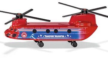 Zdjęcie SIKU 1689 Helikopter transportowy - producenta SIKU