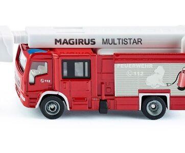 Zdjęcie SIKU 1749 Magirus Multistar TLF z wysięgnikiem - producenta SIKU