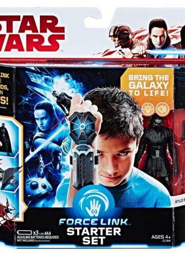 Zdjęcie STAR WARS Force Link - zestaw startowy - producenta HASBRO