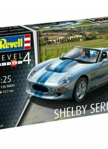 Zdjęcie Samochód REVELL 1:25 07039 Shelby seria1 - producenta REVELL