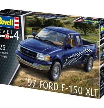 Zdjęcie Samochód model do sklejania 171269 97' Ford F-150 1:25 REVELL - producenta REVELL