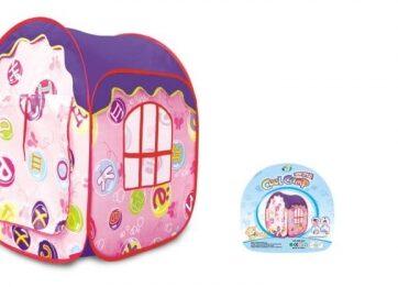 Zdjęcie Samorozkładający Namiot dla dzieci 60x60 cm Domek - producenta HH POLAND