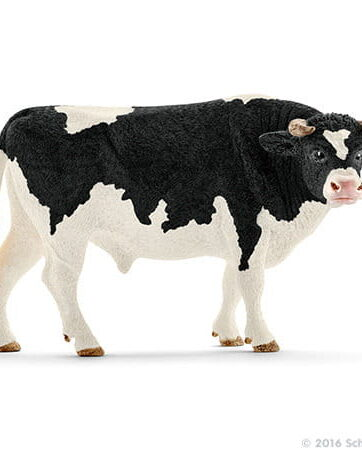Zdjęcie Schleich - Farm Life - Byk rasy Holstein - producenta SCHLEICH