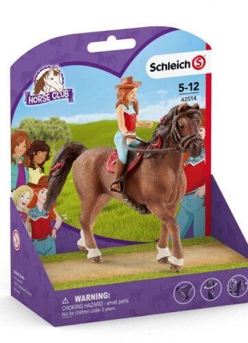 Zdjęcie Schleich - Horse Club - Hannah i Cayenne - producenta SCHLEICH
