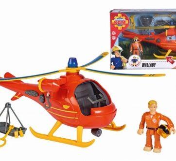 Zdjęcie Strażak Sam Helikopter ratowniczy - Simba - producenta SIMBA