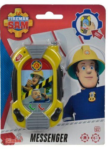 Zdjęcie Strażak Sam - Telefon do zabawy - Simba - producenta SIMBA