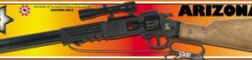 Zdjęcie Strzelba zabawka Arizona Western 8-shot 640mm - producenta SOHNI - WICKE