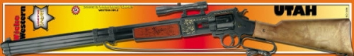 Zdjęcie Strzelba zabawka Utah Western 12-shot 756mm - producenta SOHNI - WICKE