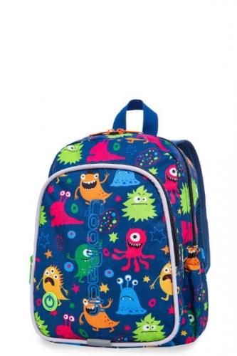 Zdjęcie Świecący plecaczek LED Bobby Zabawne potworki - CoolPack - producenta PATIO