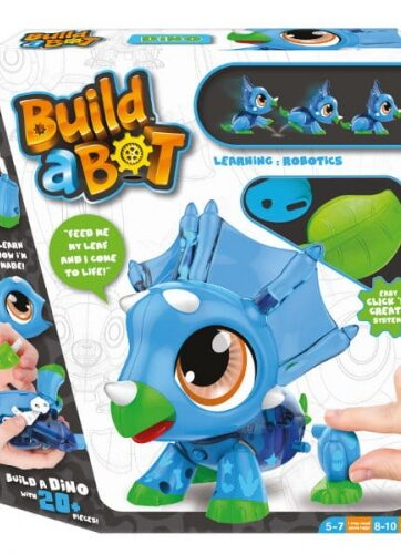 Zdjęcie TM Toys Build a Bot - Dinozaur - producenta TM TOYS