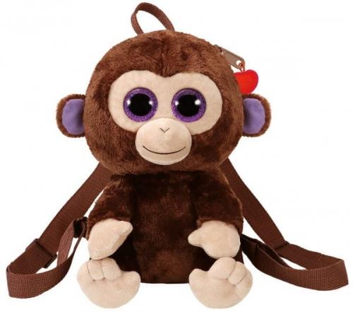 Zdjęcie TY COCONUT pluszowy plecak małpka - producenta TY INC.