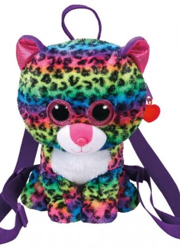 Zdjęcie TY DOTTY pluszowy plecak leopard - producenta TY INC.
