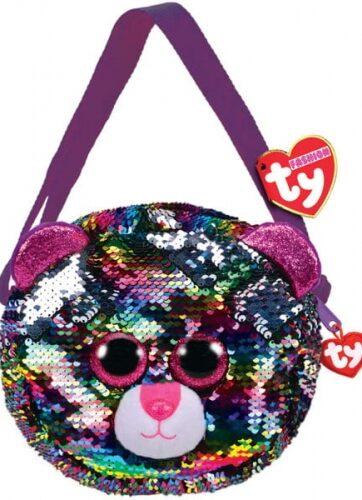 Zdjęcie TY Fashion Sequins DOTTY - cekinowa torba na ramię leopard - producenta TY INC.