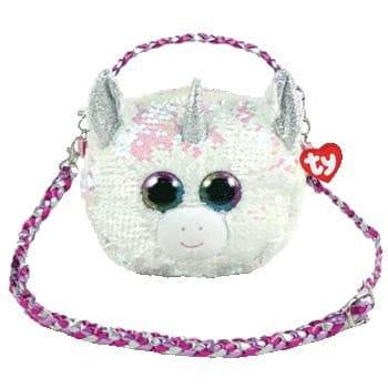 Zdjęcie TY Fashion Sequins cekinowa torba na ramię DIAMOND - jednorożec - producenta TY INC.
