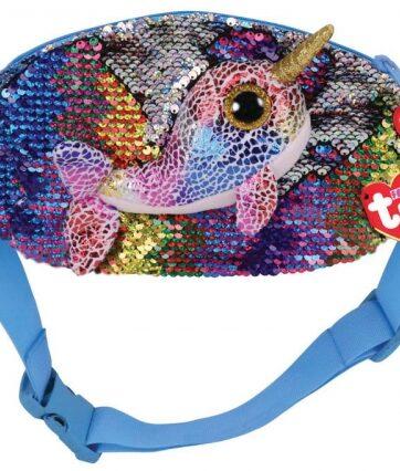 Zdjęcie TY Fashion Sequins cekinowa torebka nerka CALYPSO - narwal - producenta TY INC.