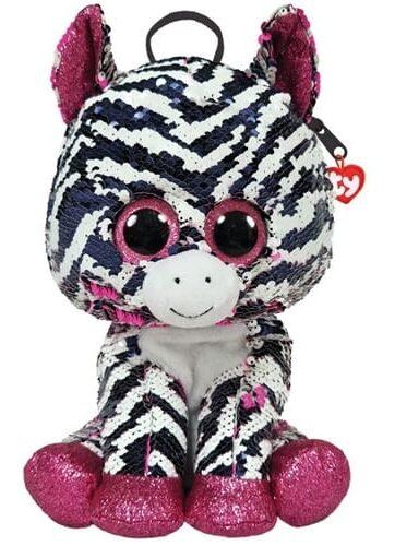 Zdjęcie TY Fashion Sequins cekinowy plecak ZOEY - zebra - producenta TY INC.