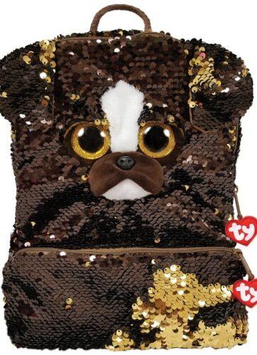 Zdjęcie TY Fashion Sequins duży cekinowy plecak BRUTUS - panda - producenta TY INC.